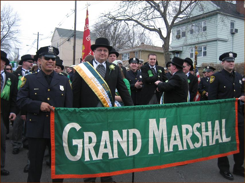 Grand Marshal Scott Sim